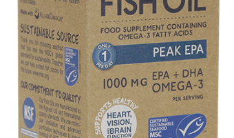 Win a 3 Month Supply of Omega 3 Fish Oil Supplements from Wiley's Finest